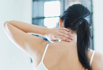 ont i ryggen smärtor